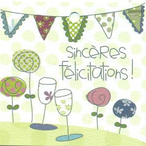 Miep Sincères félicitations !