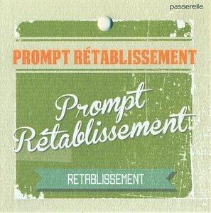 Vintage Prompt rétablissement !