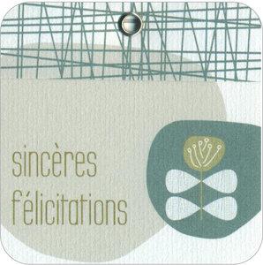 Moro Sincères félicitations !